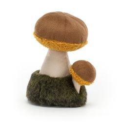 Doudou champignon Cèpes par Jellycat