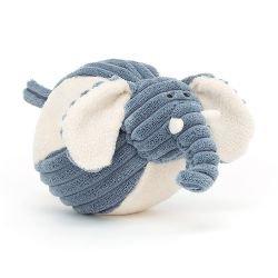 Peluche balle d'activités Elephant par Jellycat