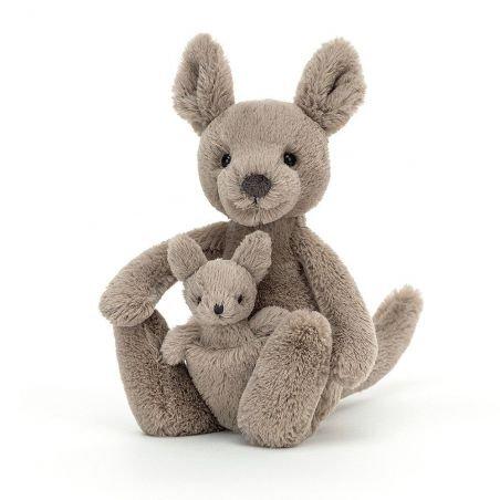 Doudou kangourou par Jellycat