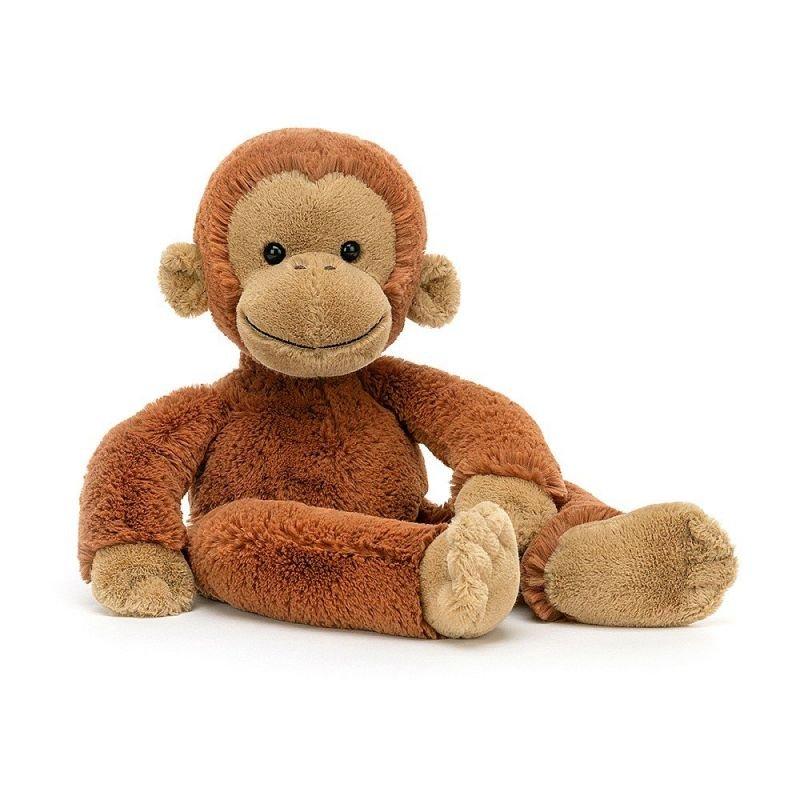 Doudou Pongo l'orang-outan par Jellycat