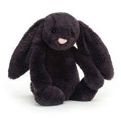 Lapin Bashful 31 cm | Noir