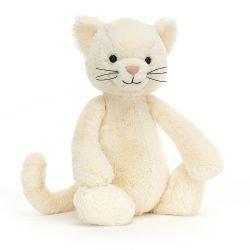 Chat Bashful 31 cm |Crème