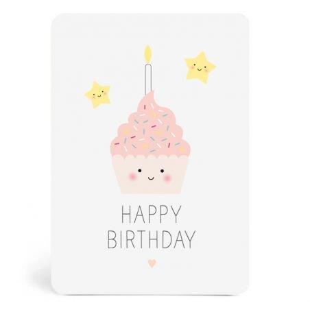 Carte Gâteau d'anniversaire par Zü