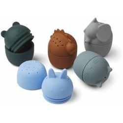 5 jouets pour le bain |...