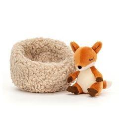 Peluche Minikin en hibernation | Renard