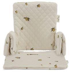 Coussin pour chaise haute bébé | Lemon