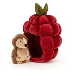 Doudou dans son fruit | Hérisson