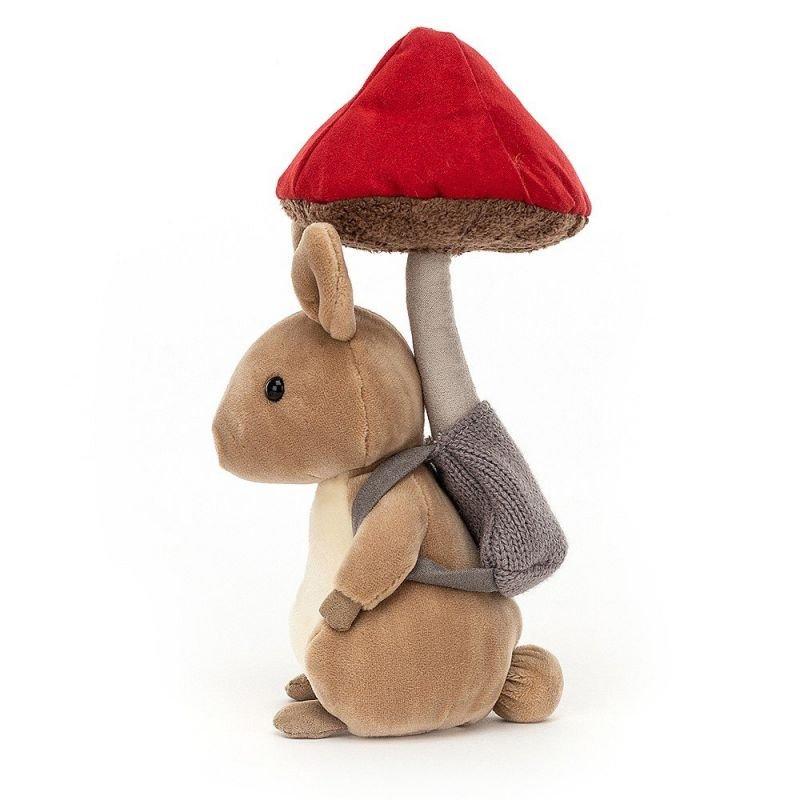 Lapin champignon