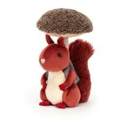Ecureuil champignon