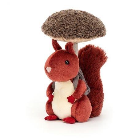 Ecureuil champignon - Jellycat