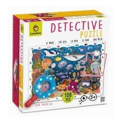 Puzzle de détective | Océan
