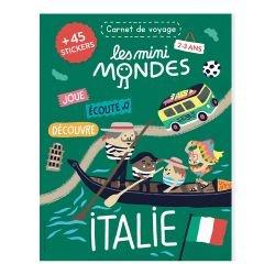 Le carnet de voyage 2-3 ans | Italie
