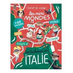 Le carnet de voyage 4+ | Italie