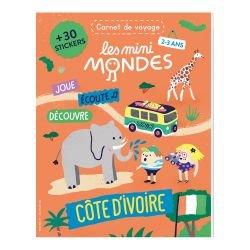 Le carnet de voyage 2-3 ans | Côte d'Ivoire