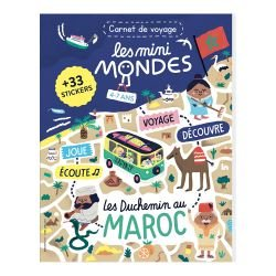 Le carnet de voyage 4+ | Maroc