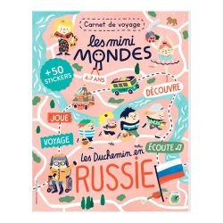 Le carnet de voyage 4+ | Russie