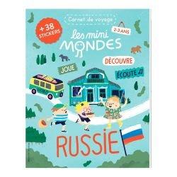 Le carnet de voyage 2-3 ans | Russie