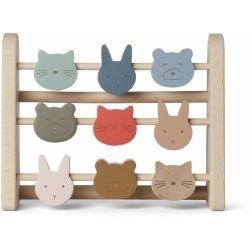 Abacus en bois   Multimix