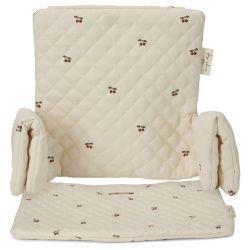 Coussin pour chaise haute bébé | Cerise