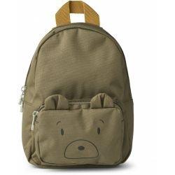 Petit sac à dos   Ours Kaki
