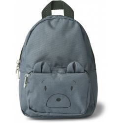 Petit sac à dos   Ours bleu