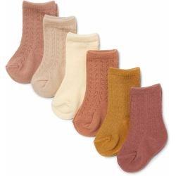 Pack de 6 paires de chaussettes | Couleurs du Sahara