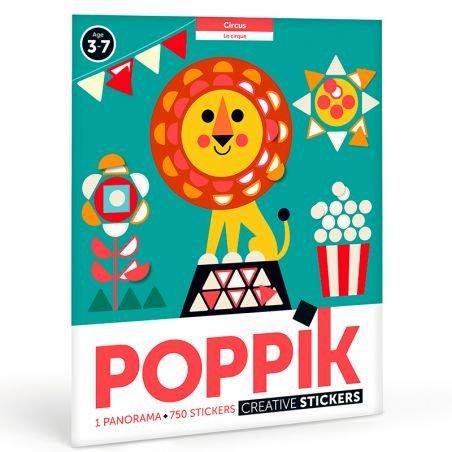 Poppik Frise | Cirque - Poppik