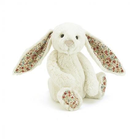 Lapin Blanc Blossom 31 cm par Jellycat