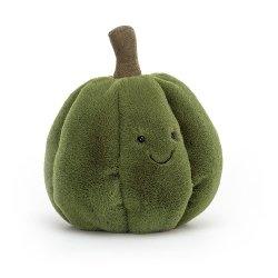 Peluche végétale | Poivron vert