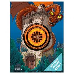 Livre escape game   La tour aux dragons