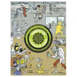 Livre escape game   Le laboratoire Zombie