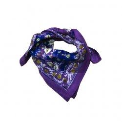 Petit foulard Sana | Raisin