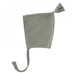 Béguin en tricot | Basil