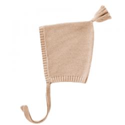 Béguin en tricot | Petal