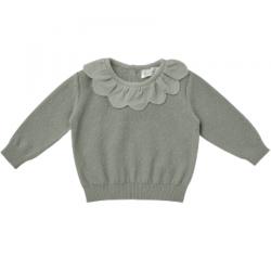 Pull tricot petal | Basil