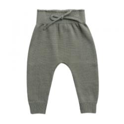 Pantalon tricot | Basil