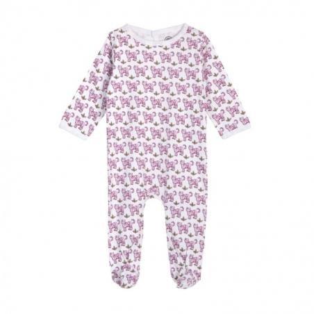 Pyjama imprimé Tigre rose par Brai