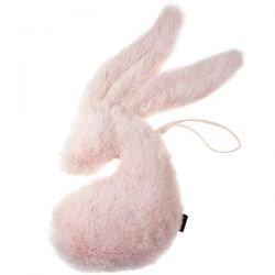 Doudou attache tétine lapin...