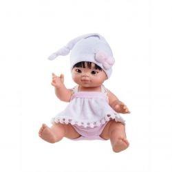 Petite poupée asiatique fille par Paola Reina