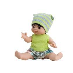 Petite poupée asiatique garçon par Paola Reina