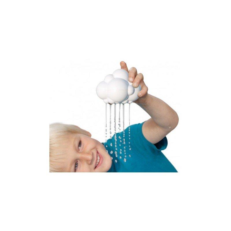 Jouet de bain nuage de pluie nettoyable démonstration