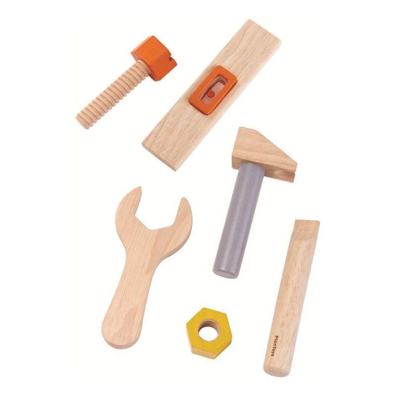 Outils du bricoleur par Plan toys
