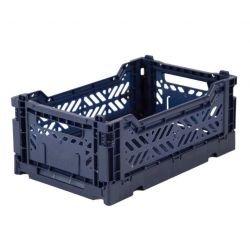 Caisse pliable Bleu marine...