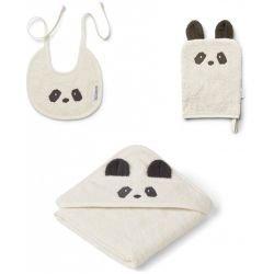 Coffret de bain panda