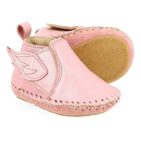 Chaussons Bomok AIles Rose