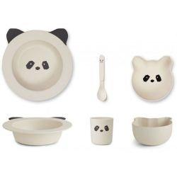 Baby Box repas panda en bambou