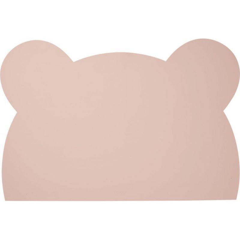 Set de dessin ours rose