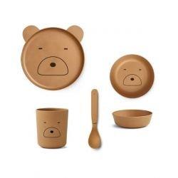 Box repas en bambou | Ours...