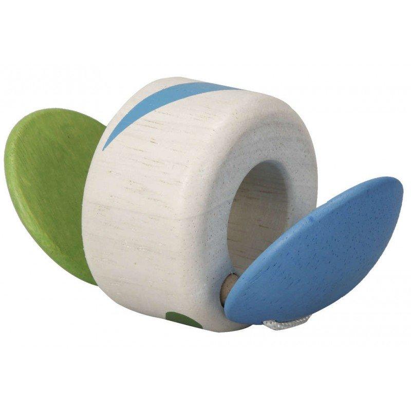 jouet en bois pour b b roule taptap plantoys little. Black Bedroom Furniture Sets. Home Design Ideas