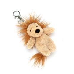 Porte clé peluche lion